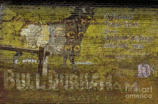 Photograph - Bull Durham by Jon Burch Photography