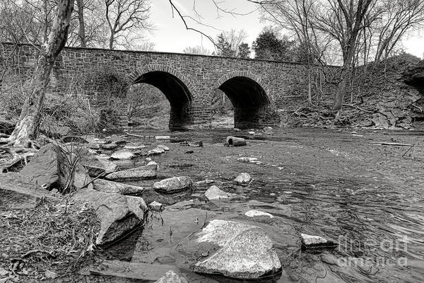 Wall Art - Photograph - Bull Run Bridge by Olivier Le Queinec