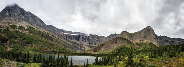 Photograph - Bullhead Lake - Glacier Np by Belinda Greb