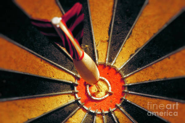 Wall Art - Photograph - Bulls Eye by John Greim