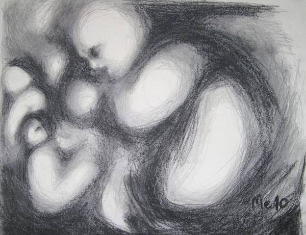 Drawing - Bully by Marat Essex
