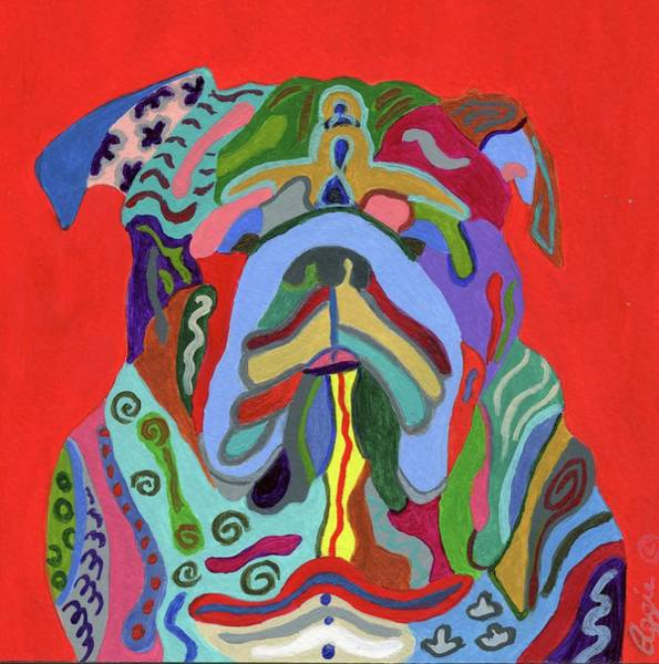 Painting - Bullya by Stephanie Agliano