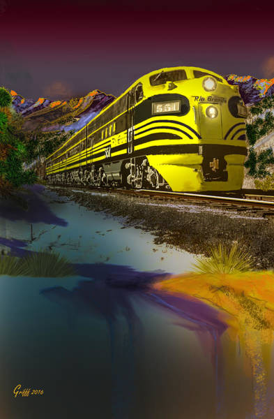 Rockies Digital Art - Bumble Bee F Unit Zephyr by J Griff Griffin