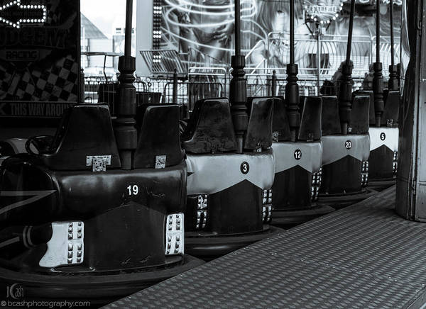 Photograph - Bumper Cars by Beverly Cash