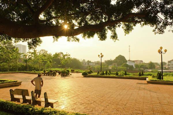 Photograph - Buon Ma Thuot City Park by Tran Minh Quan