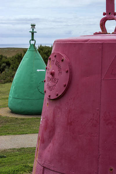 Wall Art - Photograph - Buoys by Martin Newman