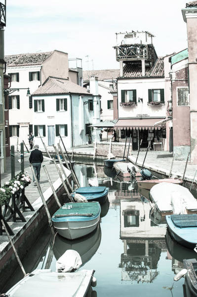 Photograph - Burano Street 2 by Jean Gill