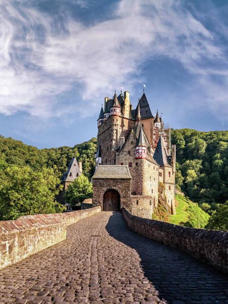 Photograph - Burg Eltz by Framing Places