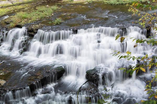 Photograph - Burgess Falls Middle by John Benedict