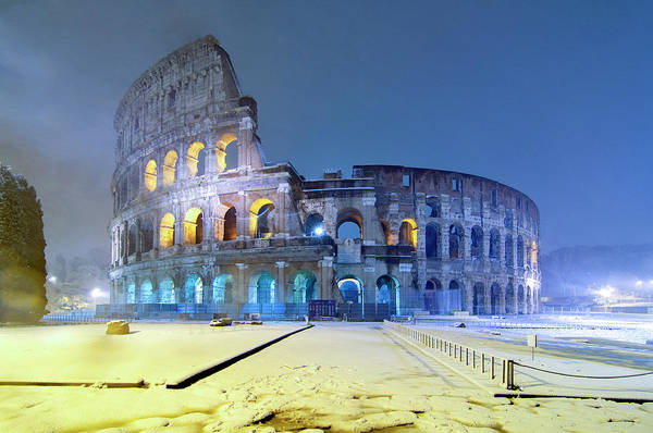 Photograph - Burian In Rome by Fabrizio Troiani