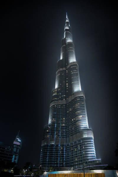 Photograph - Burj Khalifa by Jay Anne Boza
