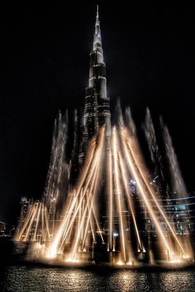 Photograph - Burj Khalifa by Mike Dunn