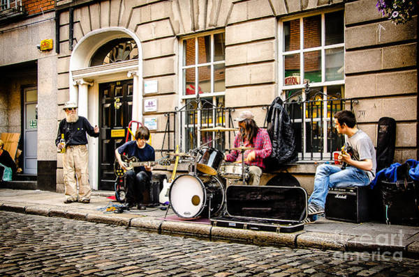 Photograph - Burkers In Dublin by RicardMN Photography