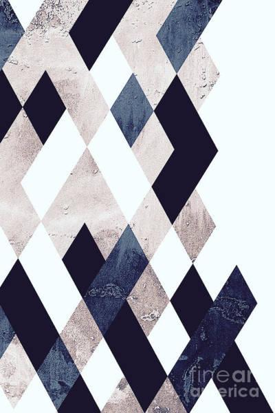 Burlesque Texture Art Print