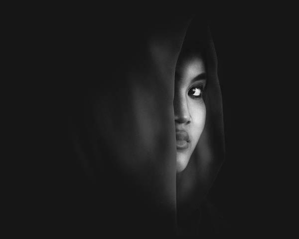 Blackandwhite Photograph - Burn Eye by Ivan Marlianto