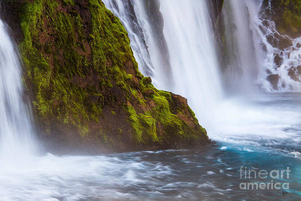 Photograph - Burney Falls by Anthony Michael Bonafede