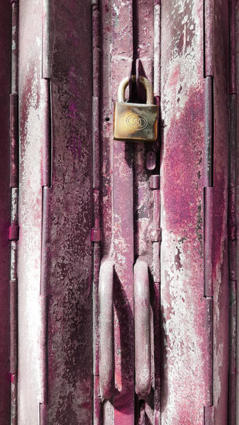 Old Main Wall Art - Photograph - Burning Red Gate by Kathleen Wong