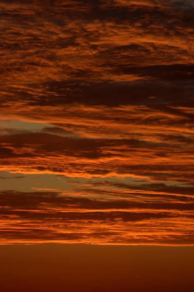 Photograph - Burning Skys by Brad Scott