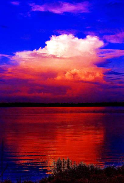 Photograph - Burning Thunder by Jeff Kurtz