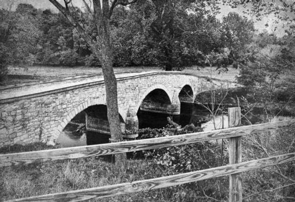 Burnside Bridge Photograph - Burnside Bridge 2 by Mick Burkey