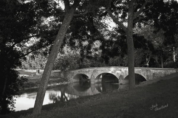 Burnside Bridge Photograph - Burnside Bridge by Judi Quelland