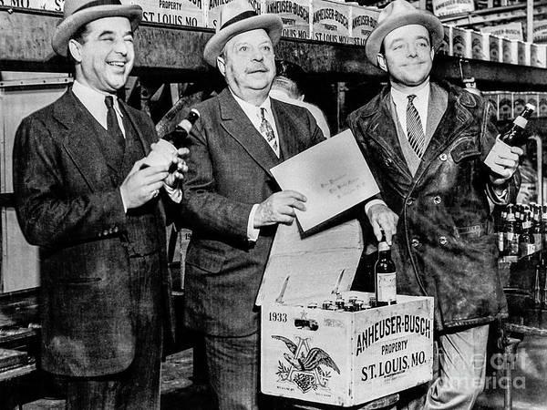 Flapper Photograph - Busch Boys by Jon Neidert