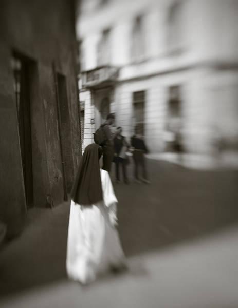 Photograph - Busy Nun by Marilyn Hunt