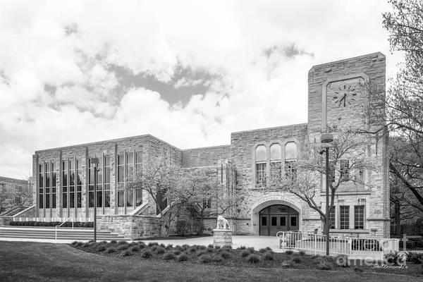 Photograph - Butler University Atherton Union by University Icons