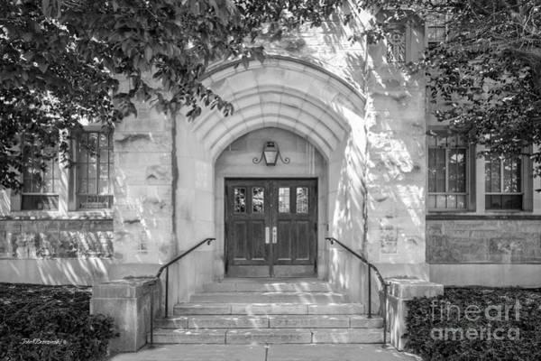 Photograph - Butler University Doorway by University Icons