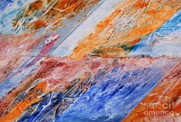 Painting - Butter-flight by Jean Clarke