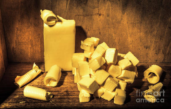 Dairy Photograph - Buttering Up by Jorgo Photography - Wall Art Gallery