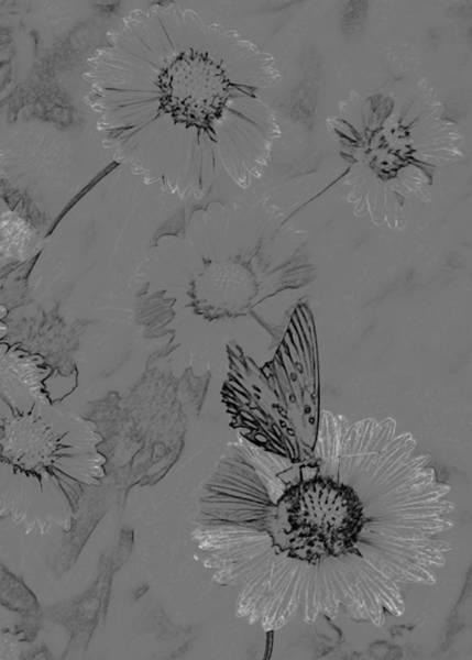 Wall Art - Digital Art - Butterfly 1 by Lisa Scott