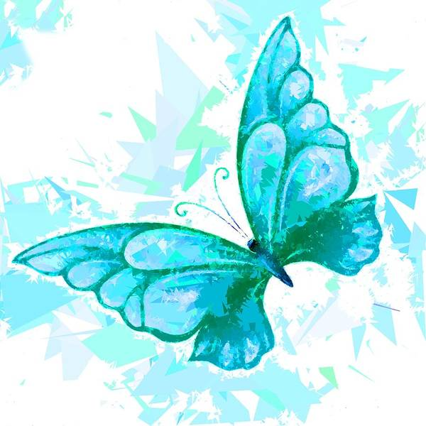Painting - Butterfly 310 by Movie Poster Prints