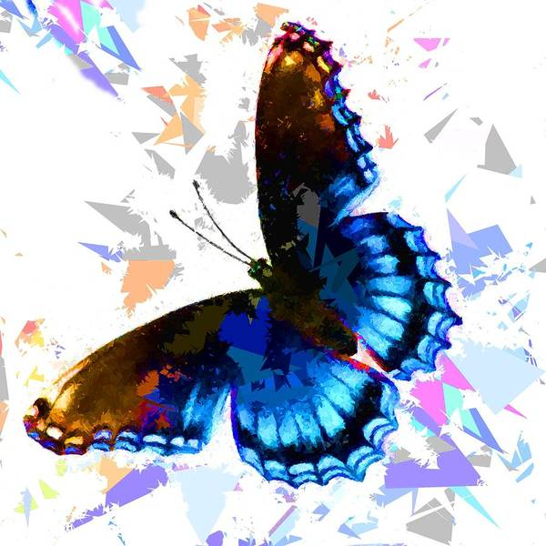 Painting - Butterfly 313 by Movie Poster Prints