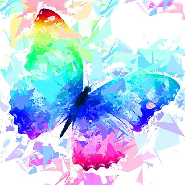 Painting - Butterfly 314 by Movie Poster Prints