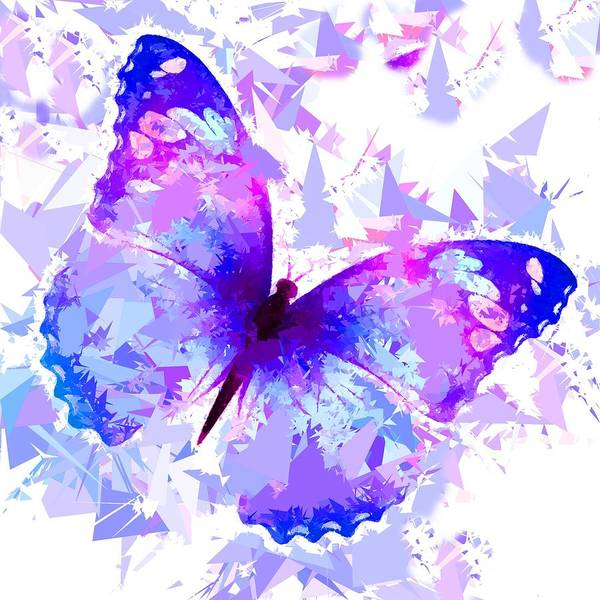 Painting - Butterfly 321 by Movie Poster Prints
