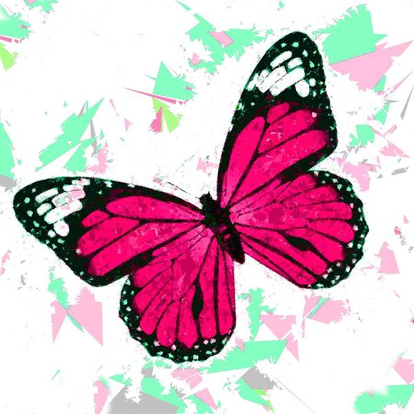 Painting - Butterfly 322 by Movie Poster Prints