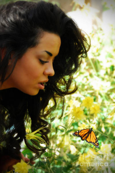 Photograph - Butterfly Effect by Robert WK Clark