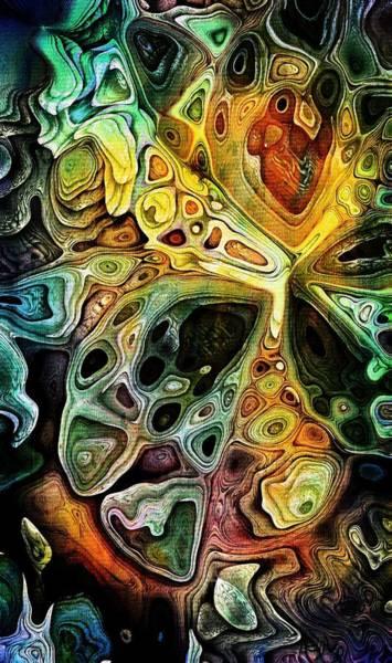 Digital Art - Butterfly Fantasy by Amanda Moore