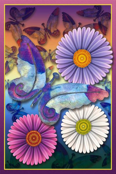Digital Art - Butterfly by Becky Titus