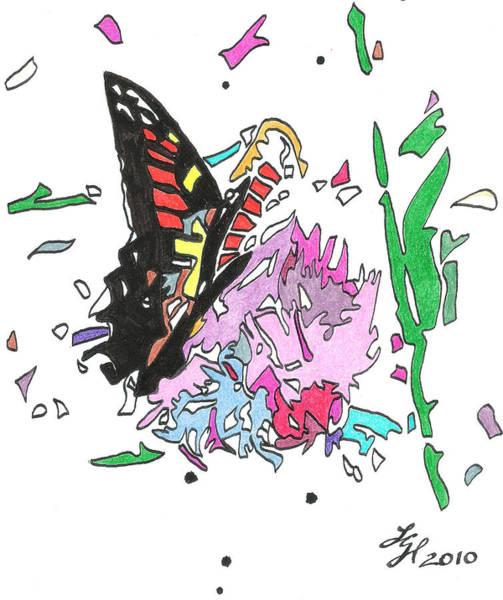 Butterfly2010 Art Print