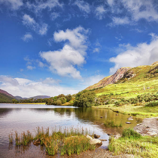 Wall Art - Photograph - Buttermere, English Lake District by Colin and Linda McKie