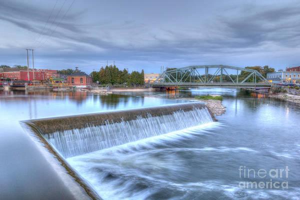 Photograph - B'ville Bridge by Rod Best
