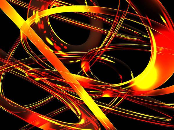 Pier Digital Art - BWS by Scott Piers