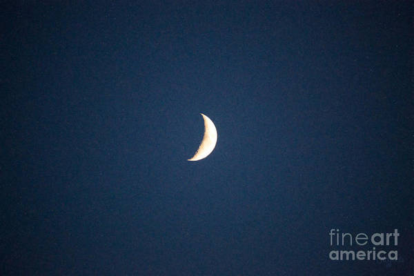 Photograph - By The Light Of The Moon Methow Valley Abstract By Omashte by Omaste Witkowski