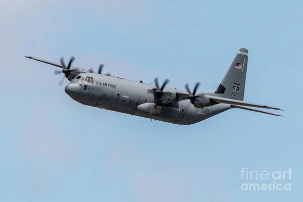 Wall Art - Digital Art - C-130e Hercules by J Biggadike