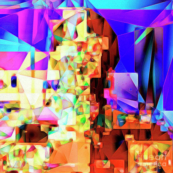 Pio Photograph - C-3po Metropolis 20170406 V2 Square by Wingsdomain Art and Photography