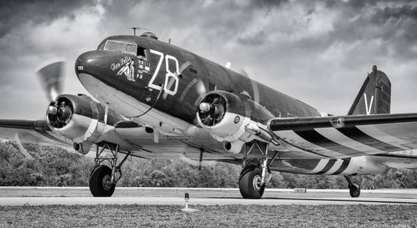 Photograph - C-47 Tico Belle by David Hart