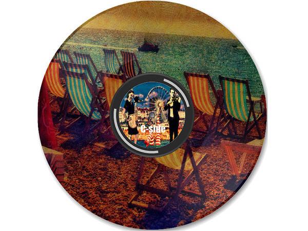 Digital Art - C-side 4x3 Version by Leigh Kemp