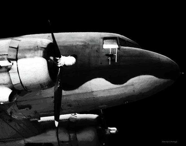 Photograph - C47 by Coleman Mattingly